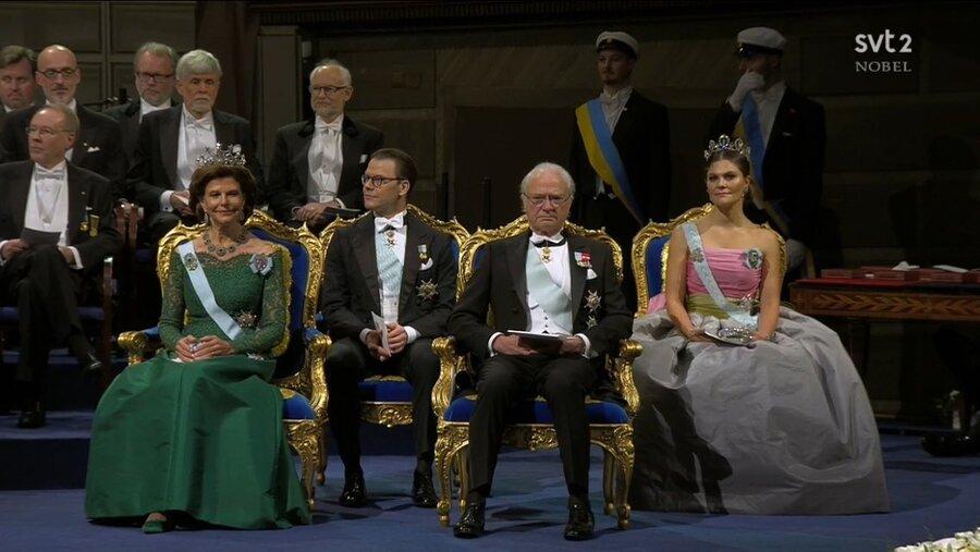Prix Nobel 2018 en Suède