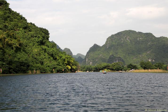 Complexe paysager de Trang An, Viêt Nam