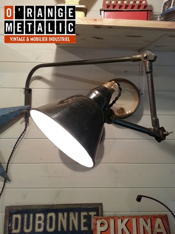 Lampe atelier mazda Mobilier Industriel 4