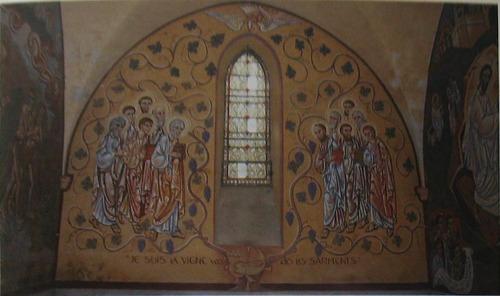 Les fonts baptismaux de Cahuzac-sur-Vère
