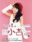 Morning Musume モーニング娘。 Ayumi Ishida 石田亜佑美 2013