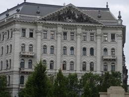 BUDAPEST - UNE BANQUE