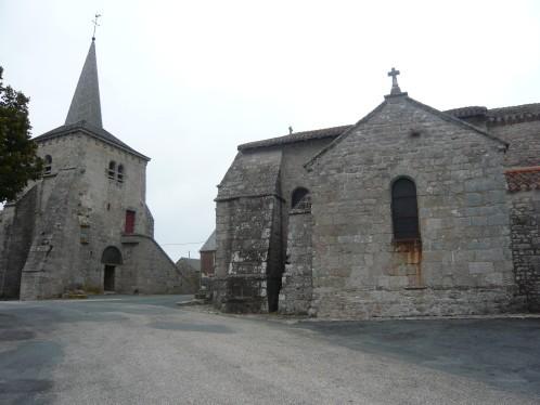 Toulx Ste Croix