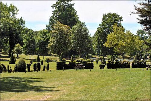 Photos des Jardins du château de la Guignardière (Avrillé)