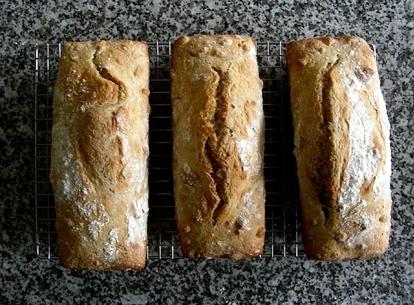 Homme made loaf...