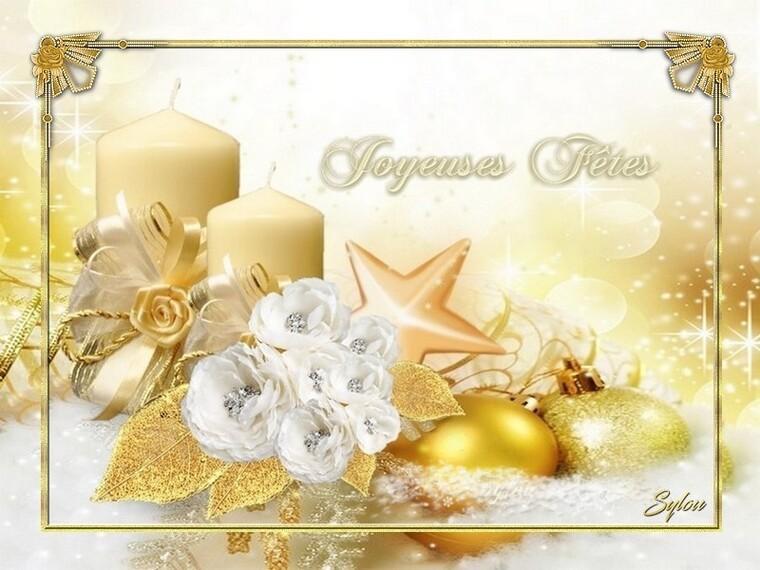 Cartes de Noël ღ