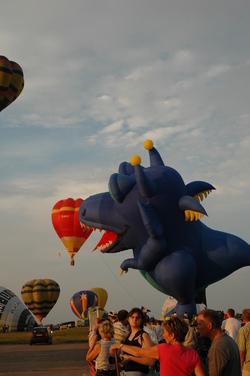 Mongolfières de Chamblay - 2005