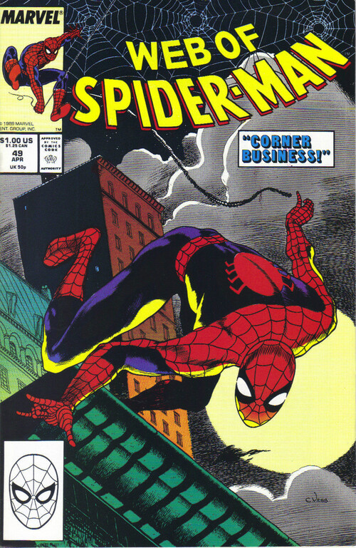 Web Of Spiderman 41-50