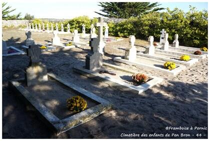 Le cimetière des enfants de Pen Bron - 44 -