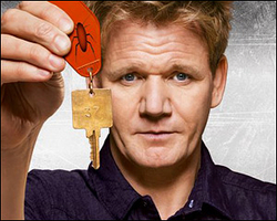 TV show - Ramsay's Kitchen Nightmares and Hotel Hell