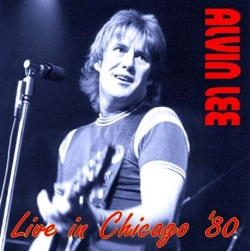 ALVIN LEE - Live In Chicago '80