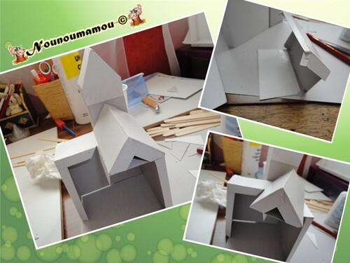Une chapelle pour le château