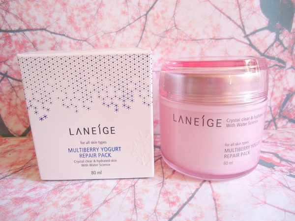 Laneige - Multiberry Yogurt Repair Pack...Mouais...