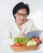 La diétèticienne