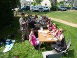 La randonnée du 22 juin à Secqueville-en-Bessin