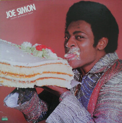 Joe Simon - Happy Birthday, Baby - Complete LP