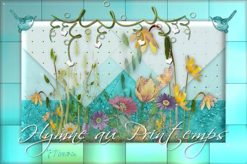 L'hymne au printemps