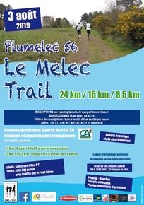 Le Melec'trail - Plumelec - Dimanche 4 août 2019