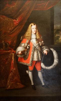 Zarles II et la rézence de sa mère
