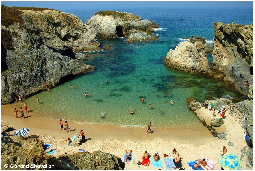 Porto Covo - (Portugal) Praia do Banho.