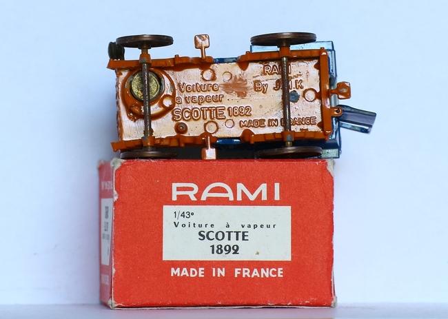 Scotte 1892 Rami JMK