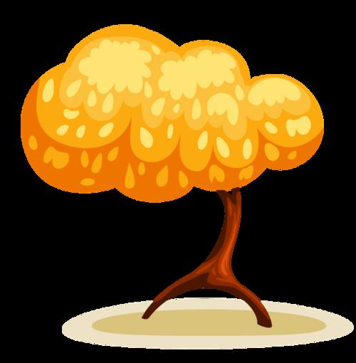 arbres PNG
