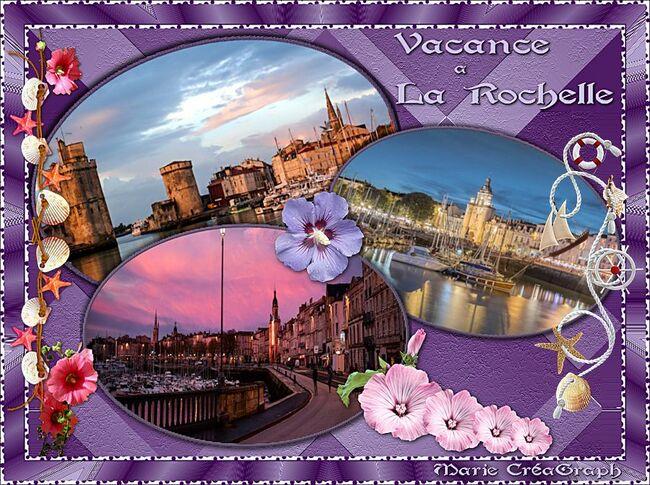 Vacance a La Rochelle