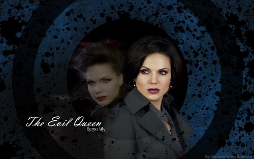 OUAT The evil queen