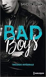 Chronique de Bad Boy de Sandra Marton