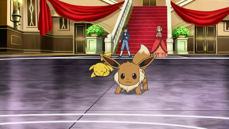Pokémon XY&Z épisode 12 (XY 104) en VOSTFR Streaming