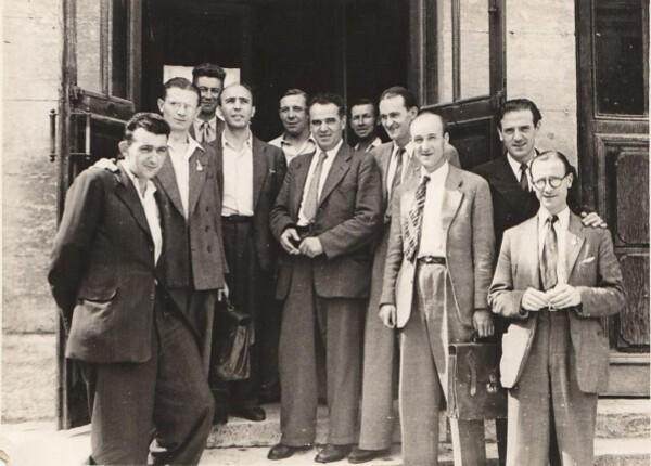 Libérateurs périgx 1944