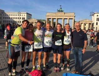 Marathon de Berlin - Dimanche 16 septembre 2018