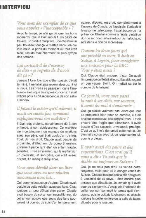 L'IDOLE ETERNELLE 18/18