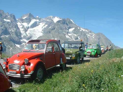 La Grande Randonnée des Alpes 2007