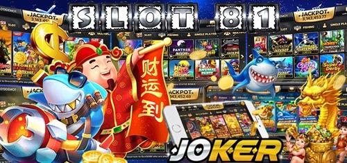 Tipe - Tipe Link Alternatif Joker123