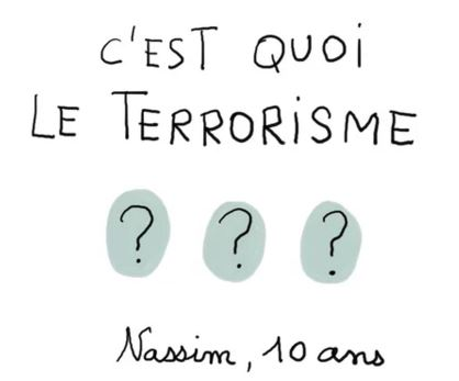 *Education morale et civique: Parler des attentats du 13/11/15