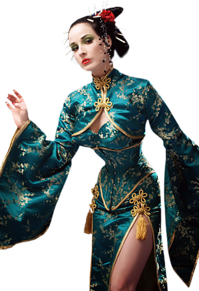 Perles d'Asie