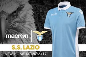 Nouveau Maillot de foot Lazio 2017 Pour Serie A