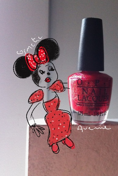Call me... Minnie!