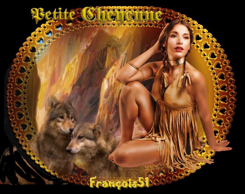 Défi pour Beauty ( Petite Cheyenne )