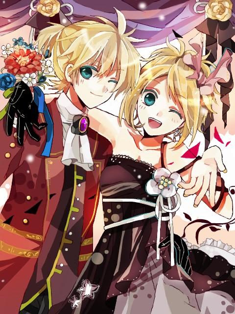 Rin et Len 07