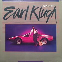 Earl Klugh - Low Ride - Complete LP