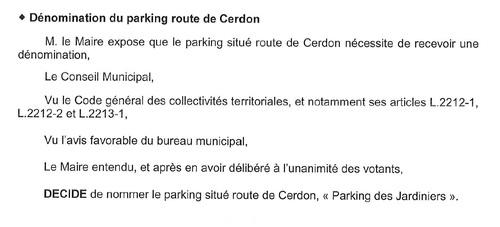 À propos du « Parking des Jardiniers »