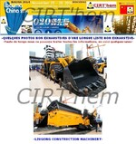 LIUGONG CONSTRUCTION MACHINERY: BAUMA CHINE 2014.