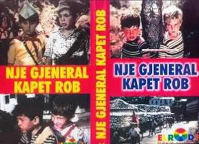 Një gjeneral kapet rob. 1980.