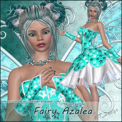 Fairy Azalea