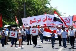 - L'enjeu Syrien : un combat anti-impérialiste majeur !