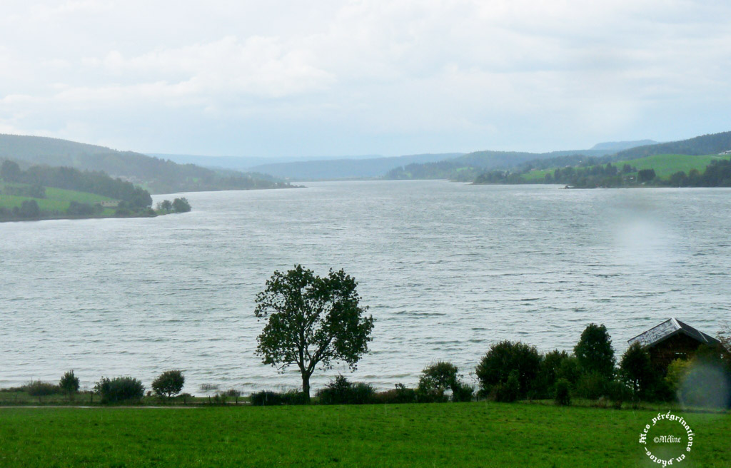 Sur la route du lac Saint-Point... Hazut Doubs en septembre (2)