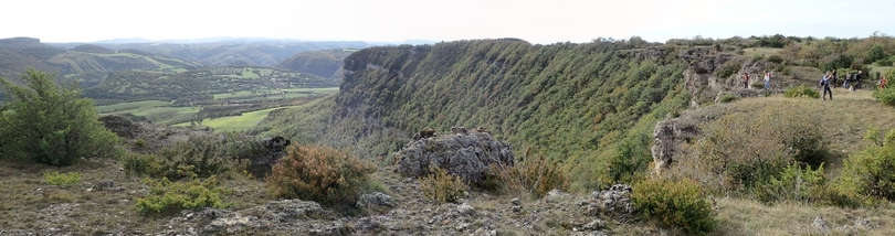 Cornus du Larzac à la Sorgues