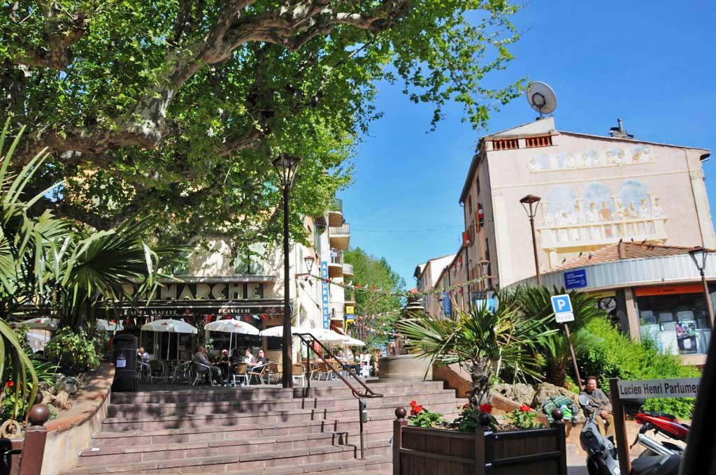Fréjus...Quelques vues sur la ville